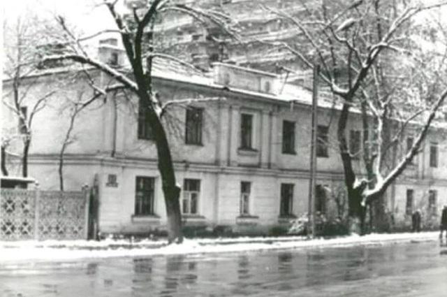 Дом, в котором жили великие кинематографисты