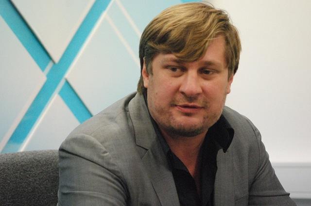 Денис Кривошеев.