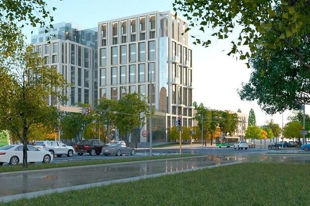 Проект жилого комплекса «Опера».