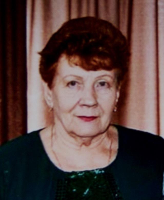 Нина Савченко.