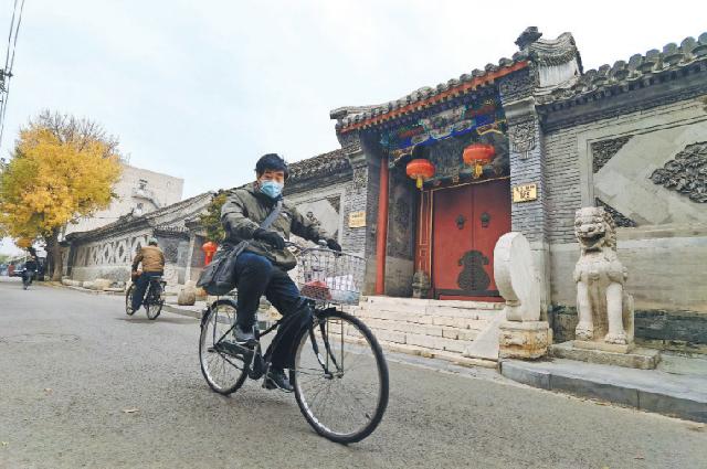 В эпоху династии Мин (1368-1644 гг.) в хутуне Лиши района Дунчэн располагался скотный рынок.