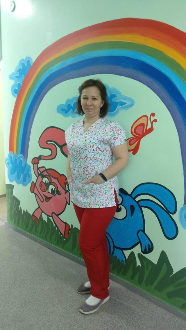Софья Абильдаева.