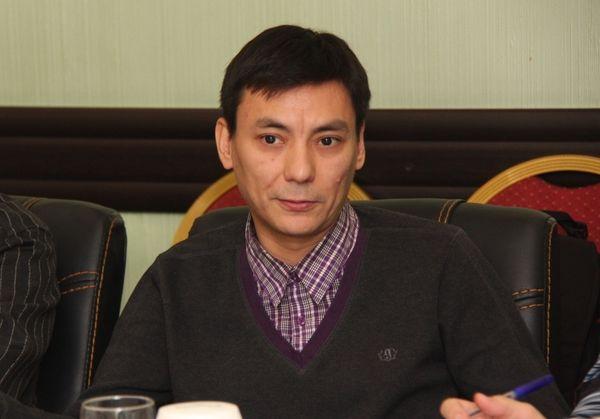 Сакен Бельгибаев.