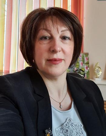 Галина Гребенникова.