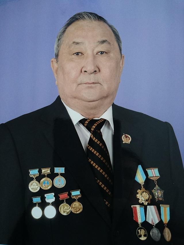 Максут Килибаев.