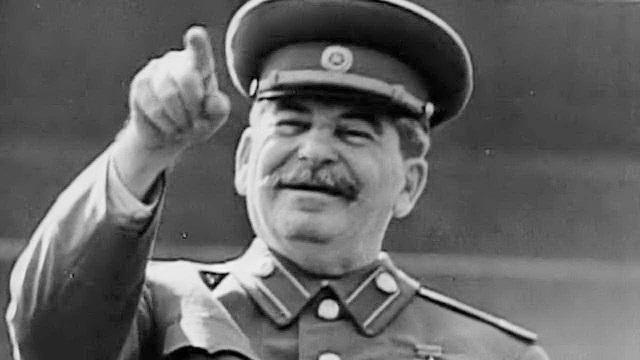 Сталин И. В. (Джугашвили).