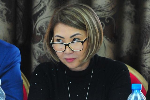 Гульмира Ахбердиева