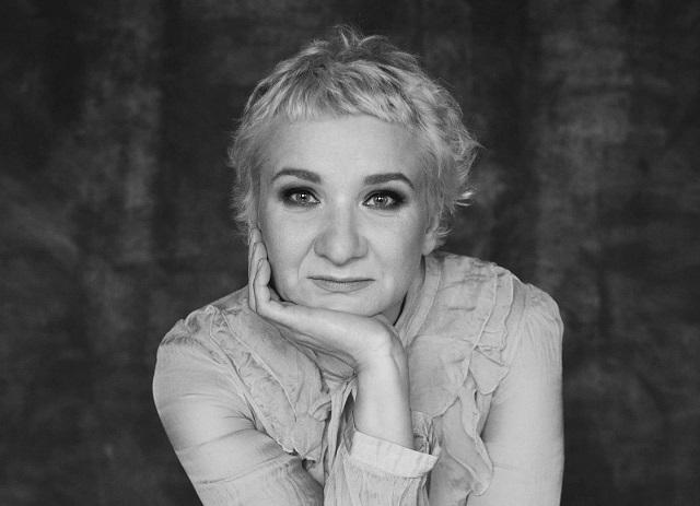 Елена Набокова.
