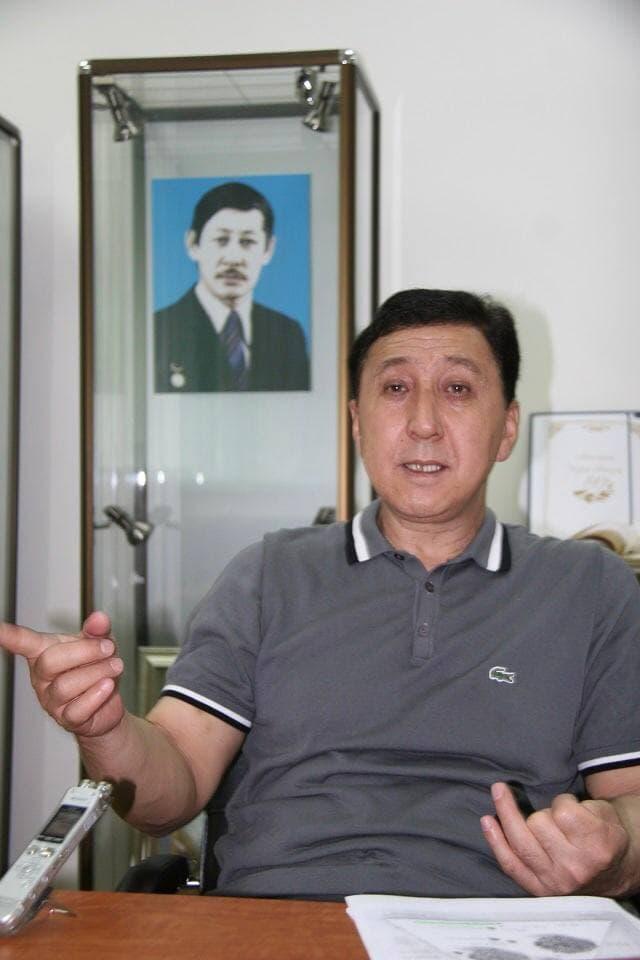 Камалидин Шарипов.