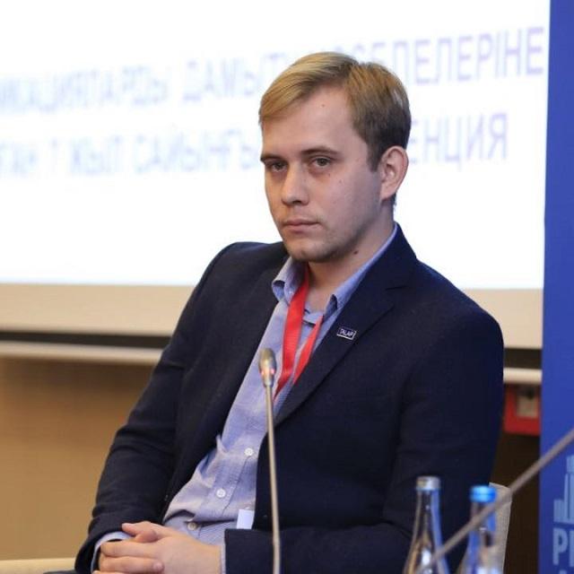 Никита Шаталов.