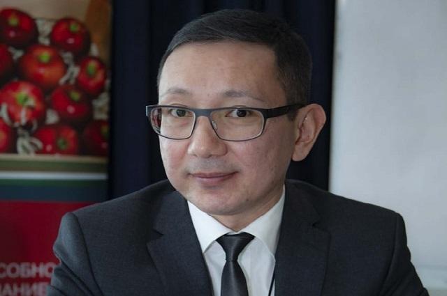 Тимур Оспанов