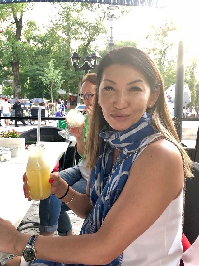 Мадину Уразиманову приняли в штат знаменитой аудиторской компании.