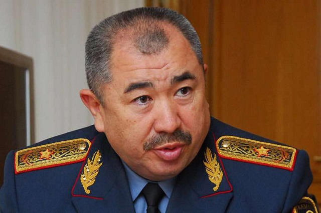 Ерлан Тургумбаев.