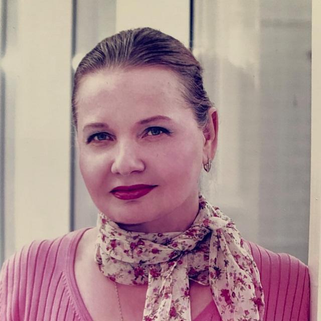 Светлана Синицкая – лучшая половина журналистской семьи.