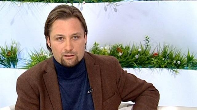 Юрий Серебрянский.