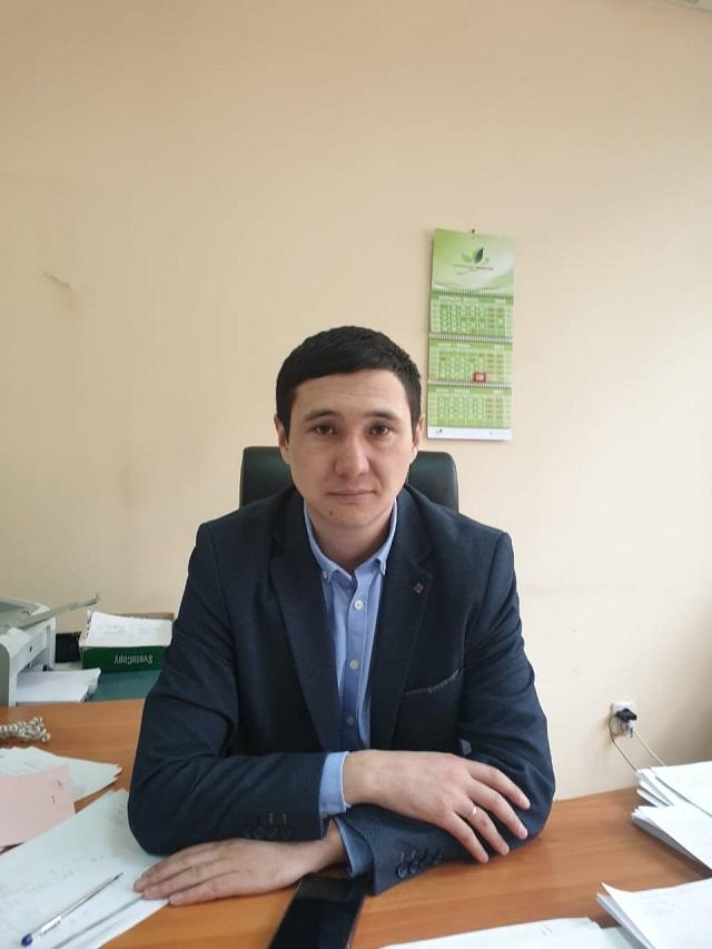 Зангар Турлиев.