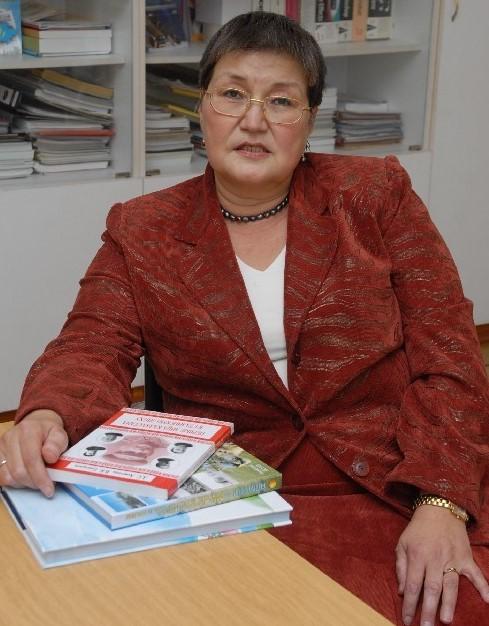 Лайла Ахметова.