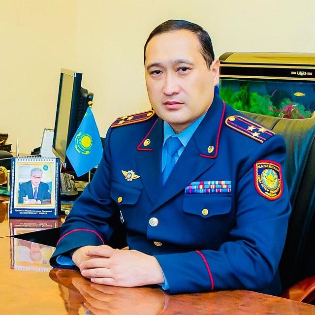 Айдар Сайтбеков.