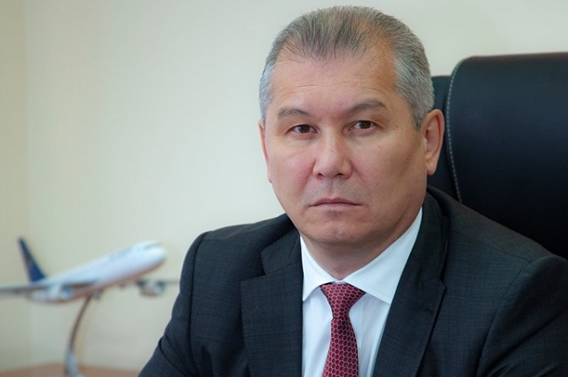 Президент аэропорта Алматы
