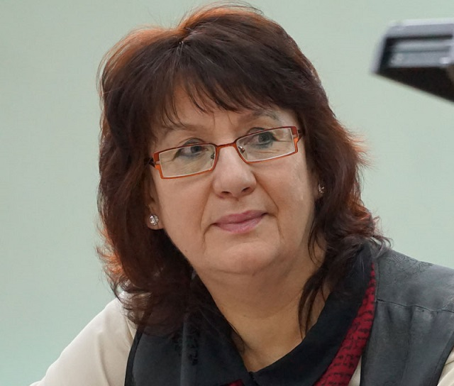 Мара Губайдуллина.