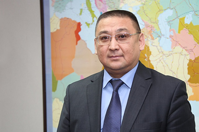 Сайранбек Бакмаков