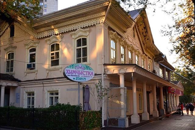 Дом Сеида Сейдалина