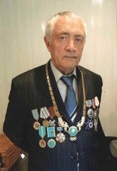 Ерванд Тихонович Ильинский.