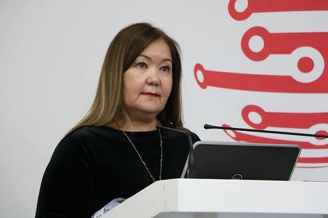 Кайша Атаханова, директор региональной программы «Партнерство для Инноваций».
