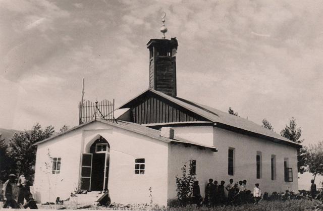 Каргалинская мечеть.