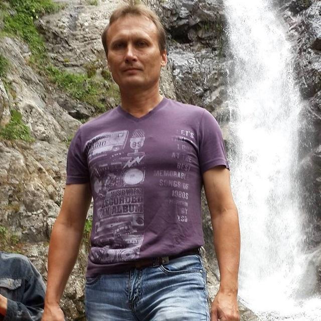 Владимир Мосин.