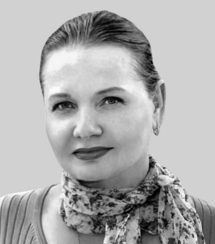 Светлана Синицкая.