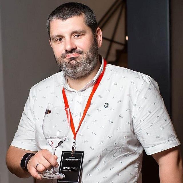 Дмитрий Ляпин.