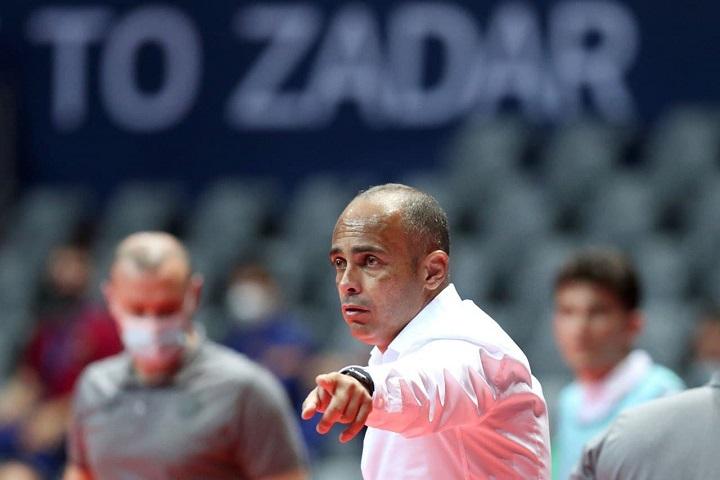 Полуфинал Лиги чемпионов, Кайрат против Барселоны.