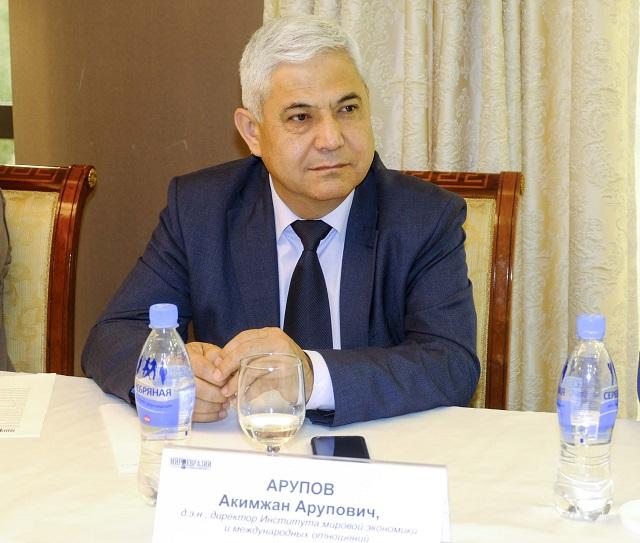 Акимжан Арупов.