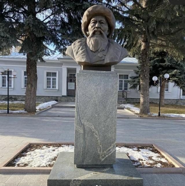 Фото из архива Литературно-мемориального музея Ж. Жабаева в селе Жамбыл Жамбылского района Алматинской области.