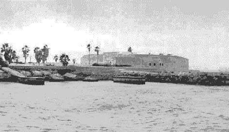 Остров Горе. Сенегал.