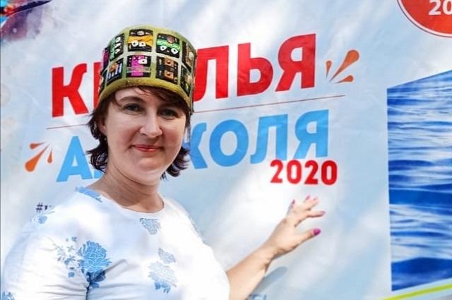 Наталья Боровая