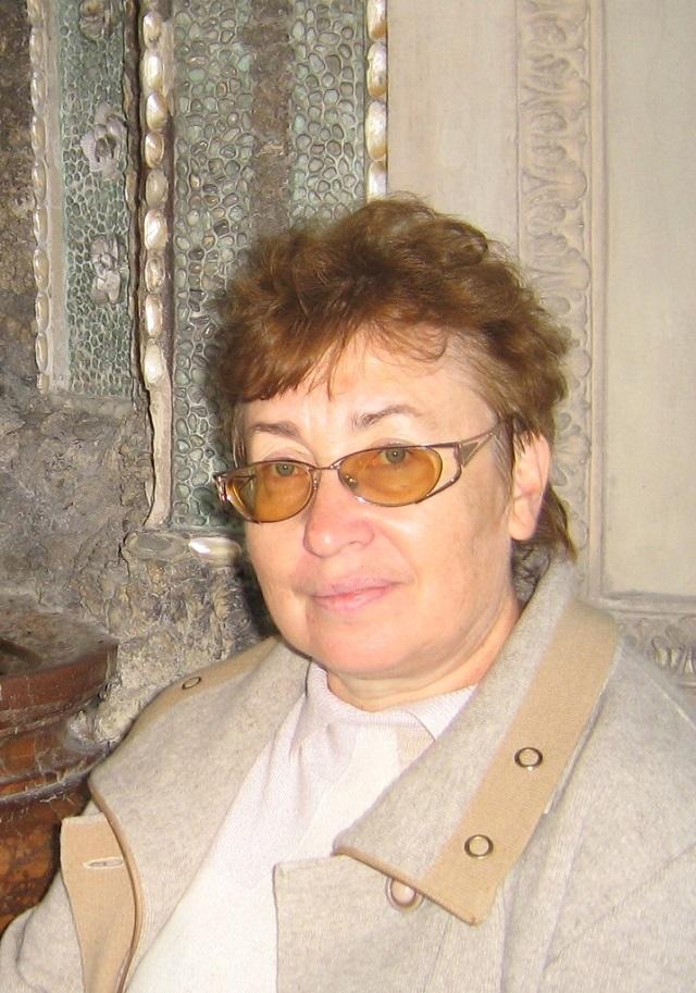 Ирина Витковская.