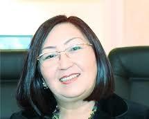 Умитхан Муналбаева.