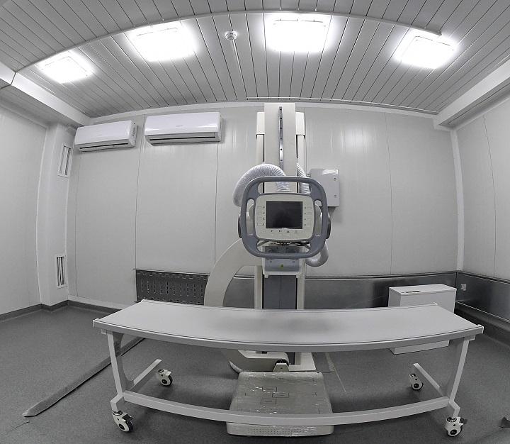 Модульная инфекционная больница