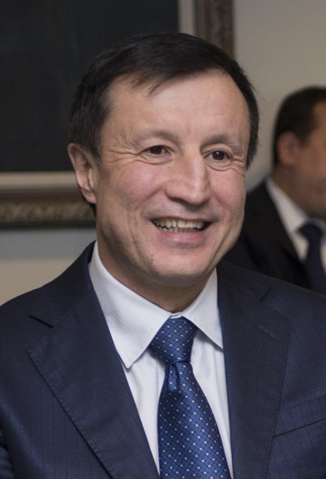 Адильбек Джаксыбеков.