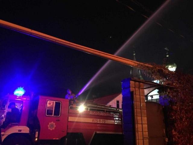 За прошлый и текущий годы в жилом секторе случилось около 5 000 пожаров.