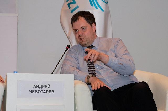 Андрей ЧЕБОТАРЁВ.