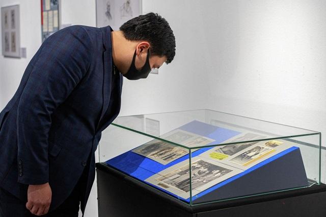 Посетители выставки увидели уникальные фотографии из государственных архивов.