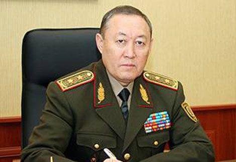 Бексултан Сарсеков.